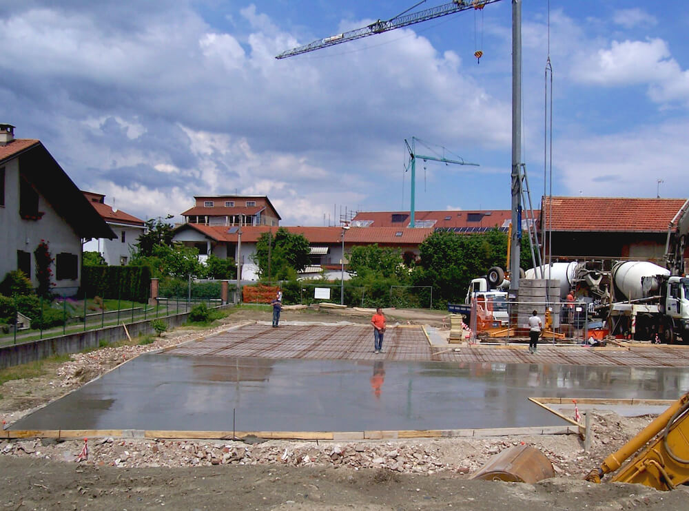 Cantiere scvavo